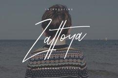 Zattoya Typeface Product Image 1