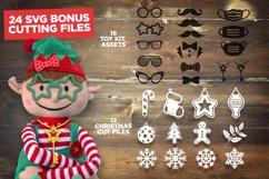 Elf Adoption Printable Certificate | Toy Kit Bundle Product Image 3