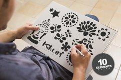 Kikuri Typeface  Extras Product Image 2