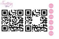 QR Code - Svg Cut Files Product Image 2