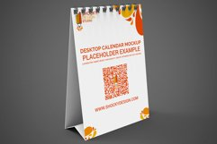 Desktop Calendar A6 Mockup Product Image 6