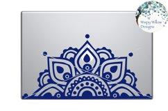 Mandala SVG Bundle | Half Mandala |Personalized Name Mandala Product Image 3