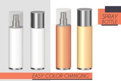 Vector realistic bottles set collection mockup pt.2 Product Image 2