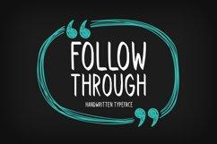 Follow Through Product Image 1