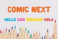 Comic Next Font Product Image 1