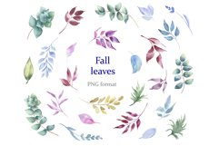 Fall leaves Product Image 1