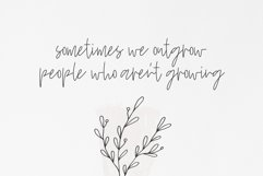 Wildflowers - A Handwritten Script Font Product Image 4