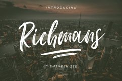 Richmans Product Image 1