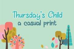 PN Thursday's Child Product Image 1