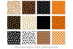 Halloween Patterns & Digital Papers Product Image 2