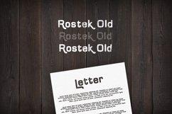 Rostek Old Typeface Product Image 3