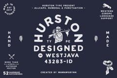 HURSTON TYPE Product Image 1