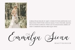 The Romantic - Wedding Font Product Image 5