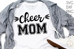 Cheer Mom svg Product Image 2