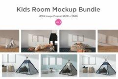 Kids Room Frame Mockups Vol - 8 Product Image 1