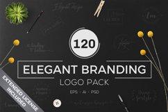 1200 Premade Logos Mega Bundle Product Image 13