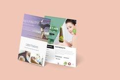 3D Web Showcase Mockup Product Image 5