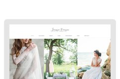 Wix Photography Website Template Product Image 1