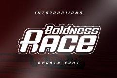 Boldness Race Product Image 1