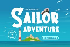 Sailor Adventure Product Image 1