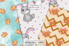 Woodland Baby Animal Patterns DP081 Product Image 4