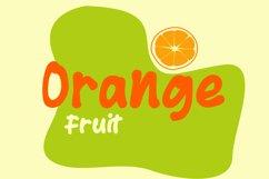 Orange Fruit Product Image 1