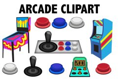 Arcade Game Clipart Product Image 1
