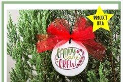 Candy Cane Crew Christmas Sublimation Product Image 2
