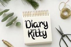 Little Kitten - A Modern Cute Font Product Image 3