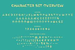Demeter // A Fun Display Font Product Image 4