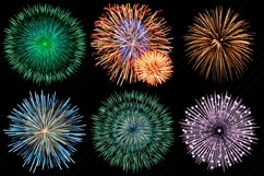 Fireworks Clip Art, Firecrackers, 4th of July Product Image 3