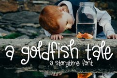 A Goldfish Tale  Product Image 1