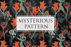 MYSTERIOUS PATTERNS Product Image 1