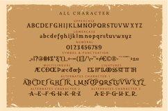 Aganthus   Classic Vintage Font Product Image 5