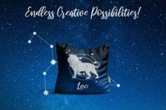Leo Zodiac, Constellation, Horoscope, Celestial Pack Product Image 3