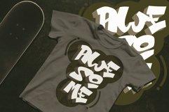 Vope Dome Graffiti font Product Image 5
