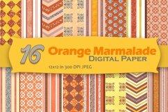 Bundle of Elegant Digital Paper Pack Product Image 5