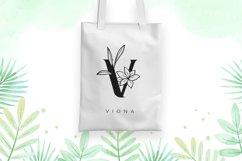 Kafina Monogram Product Image 6