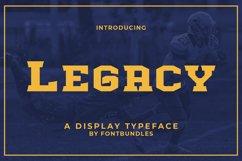 Legacy Product Image 1