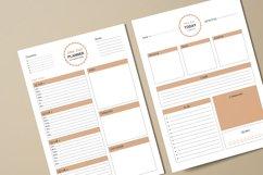 Blog Post Planner Printable. , Jpg & Psd File Product Image 2