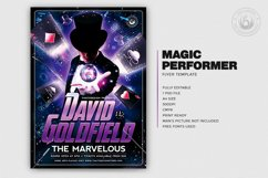 Magic Performer Flyer Template V2 Product Image 2