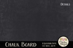 Chalkboard Texture Background Papers Product Image 6