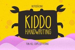 Kiddo Handwritting Product Image 1