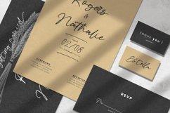 Thenaturalist Caligraphy Wedding Font Product Image 9