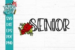 Senior Rose SVG Product Image 2