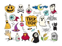 Halloween Illutration  Product Image 1