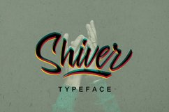 Shiver Script Product Image 1