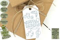 Foil Quill Birthday 50 Piece Bundle / Single Line Product Image 4