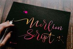 Merlion Script Product Image 1