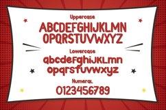 Coming Sans - Playful Handwritten Font Product Image 3